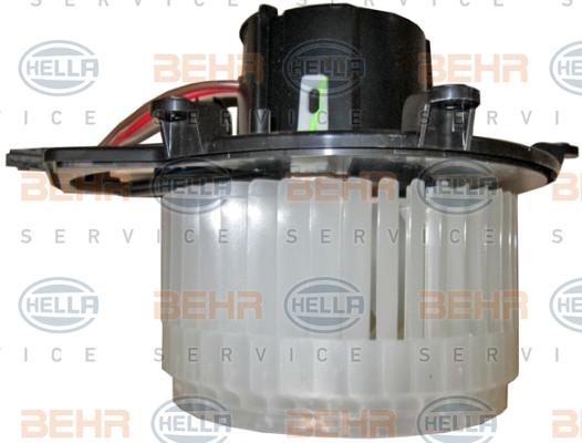 Chauffage et climatisation HELLA 8EW 351 044-651 (X1)
