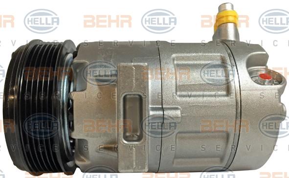 Compresseur HELLA 8FK 351 106-911 (X1)