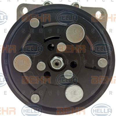 Compresseur HELLA 8FK 351 125-751 (X1)