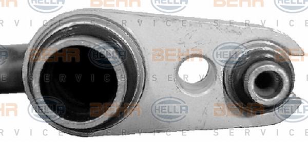Tuyau de climatisation HELLA 9GS 351 191-091 (X1)