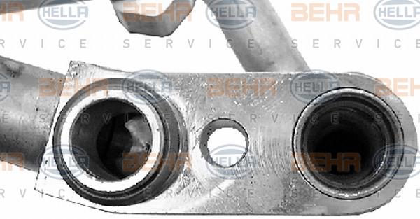Tuyau de climatisation HELLA 9GS 351 191-121 (X1)