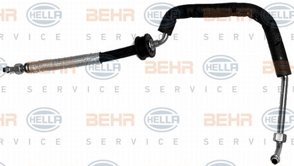 Flexible de climatisation HELLA 9GS 351 191-201 (X1)
