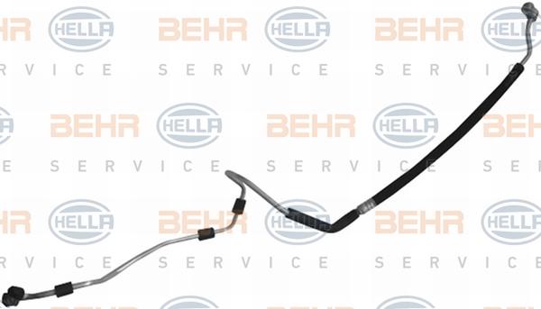Flexible de climatisation HELLA 9GS 351 191-271 (X1)