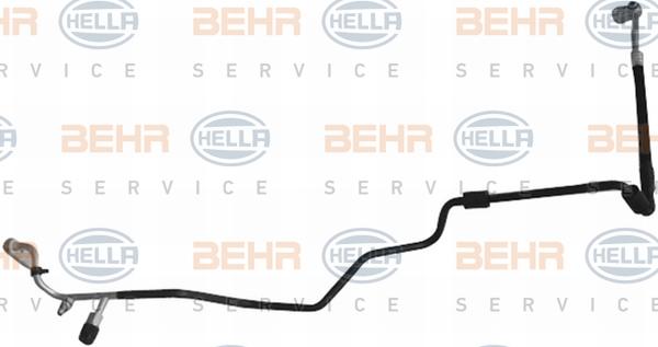 Flexible de climatisation HELLA 9GS 351 191-301 (X1)