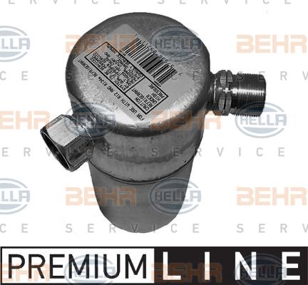 Bouteille deshydratante HELLA 8FT 351 192-171 (X1)