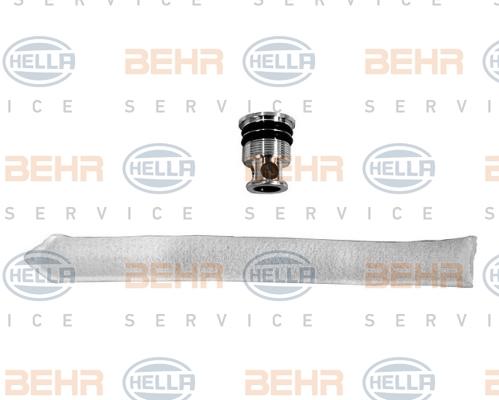 Bouteille deshydratante HELLA 8FT 351 197-191 (X1)