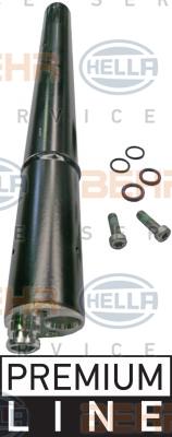 Bouteille deshydratante HELLA 8FT 351 200-151 (X1)