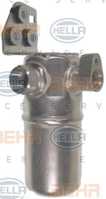 Bouteille deshydratante HELLA 8FT 351 200-631 (X1)