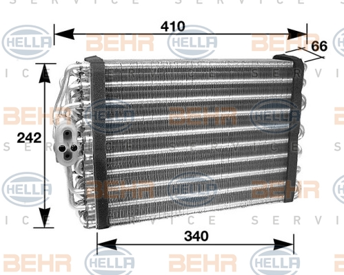 Evaporateur HELLA 8FV 351 210-331 (X1)