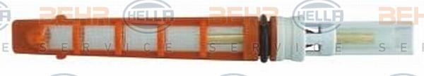 Detendeur de climatisation HELLA 8UW 351 233-141 (X1)
