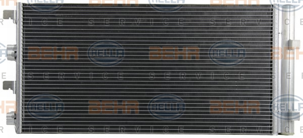 Condenseur / Radiateur de climatisation HELLA 8FC 351 319-291 (X1)