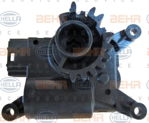 Actionneur de climatisation HELLA 6NW 351 344-361 (X1)