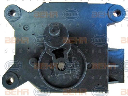 Actionneur de climatisation HELLA 6NW 351 344-411 (X1)
