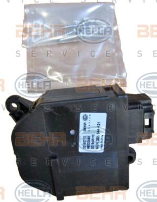 Actionneur de climatisation HELLA 6NW 351 344-421 (X1)