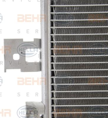 Condenseur / Radiateur de climatisation HELLA 8FC 351 344-501 (X1)