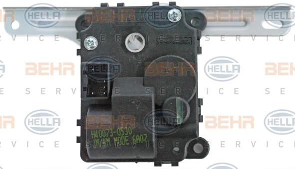 Actionneur de climatisation HELLA 6NW 351 345-051 (X1)