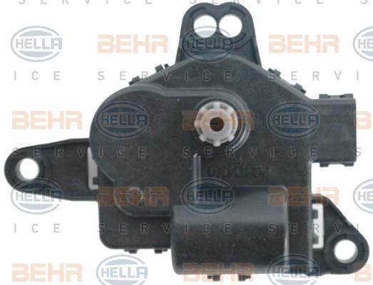 Actionneur de climatisation HELLA 6NW 351 345-071 (X1)