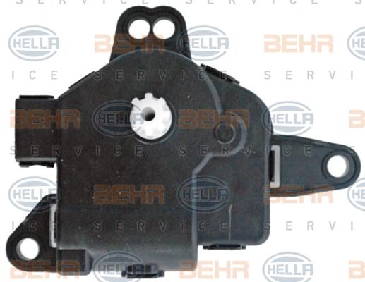 Actionneur de climatisation HELLA 6NW 351 345-081 (X1)
