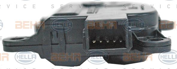 Actionneur de climatisation HELLA 6NW 351 345-111 (X1)