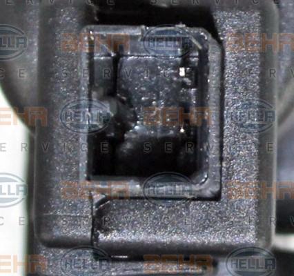 Actionneur de climatisation HELLA 6NW 351 345-131 (X1)