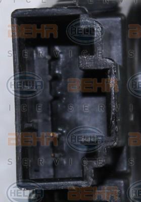 Actionneur de climatisation HELLA 6NW 351 345-141 (X1)
