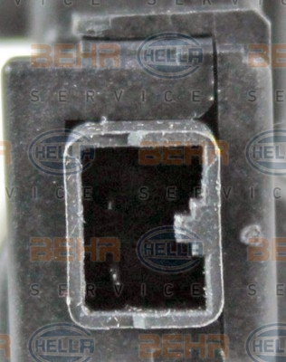 Actionneur de climatisation HELLA 6NW 351 345-151 (X1)