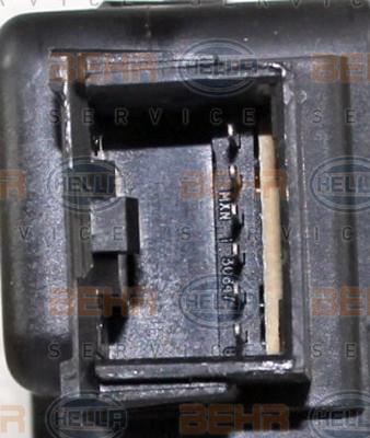 Actionneur de climatisation HELLA 6NW 351 345-161 (X1)