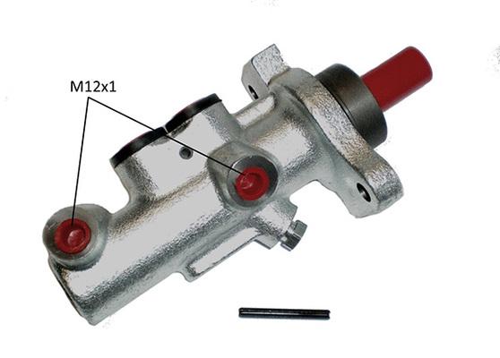 Maitre-cylindre HELLA 8AM 355 504-621 (X1)