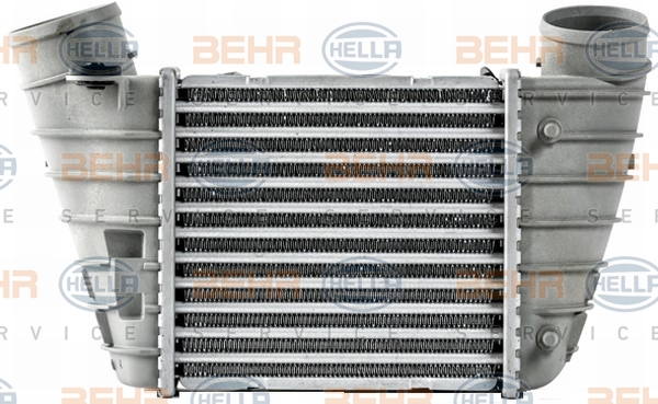 Intercooler radiateur de turbo HELLA 8ML 376 700-061 (X1)