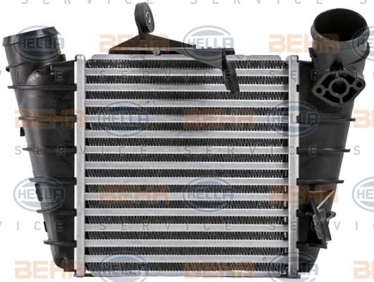 Intercooler radiateur de turbo HELLA 8ML 376 700-101 (X1)