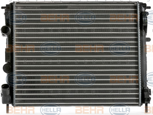 Radiateur de refroidissement HELLA 8MK 376 700-584 (X1)