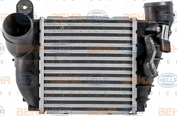 Intercooler radiateur de turbo HELLA 8ML 376 700-701 (X1)