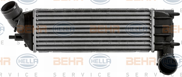 Intercooler radiateur de turbo HELLA 8ML 376 700-714 (X1)
