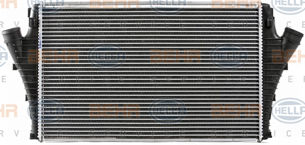 Intercooler radiateur de turbo HELLA 8ML 376 700-721 (X1)