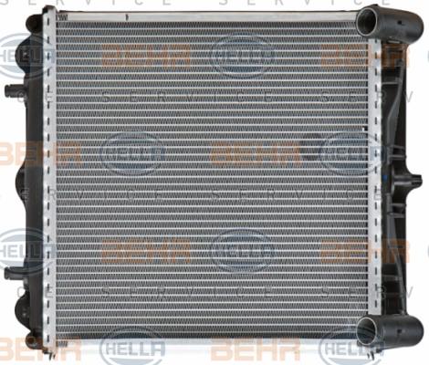 Radiateur de refroidissement HELLA 8MK 376 713-791 (X1)
