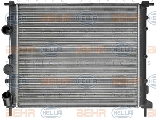 Radiateur de refroidissement HELLA 8MK 376 716-161 (X1)