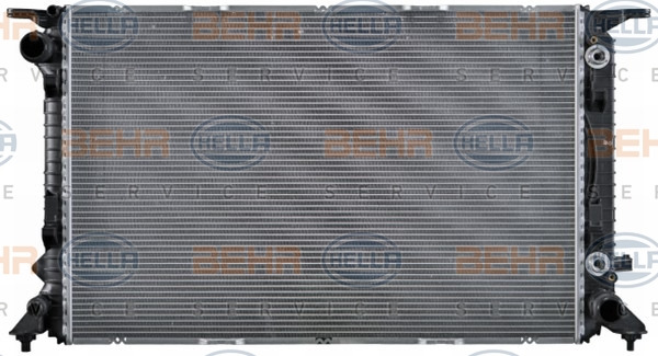 Radiateur de refroidissement HELLA 8MK 376 745-654 (X1)