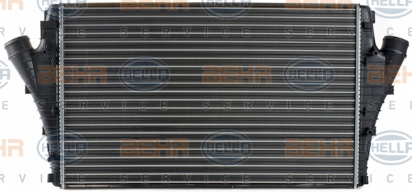 Intercooler radiateur de turbo HELLA 8ML 376 760-611 (X1)