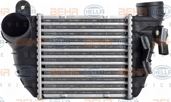 Intercooler radiateur de turbo HELLA 8ML 376 760-701 (X1)