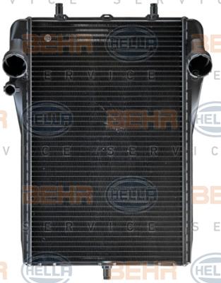 Radiateur de refroidissement HELLA 8MK 376 765-141 (X1)