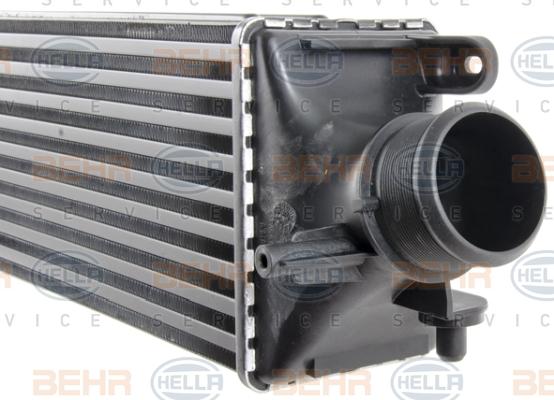Intercooler radiateur de turbo HELLA 8ML 376 777-751 (X1)