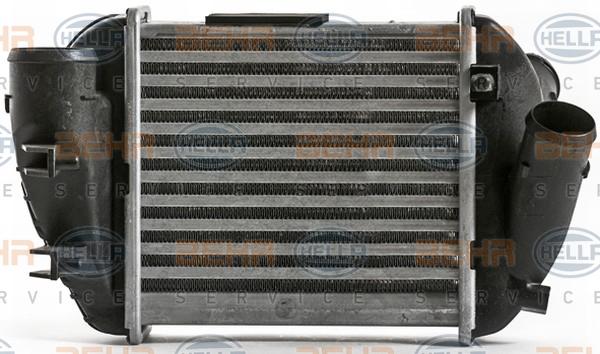 Intercooler radiateur de turbo HELLA 8ML 376 900-361 (X1)