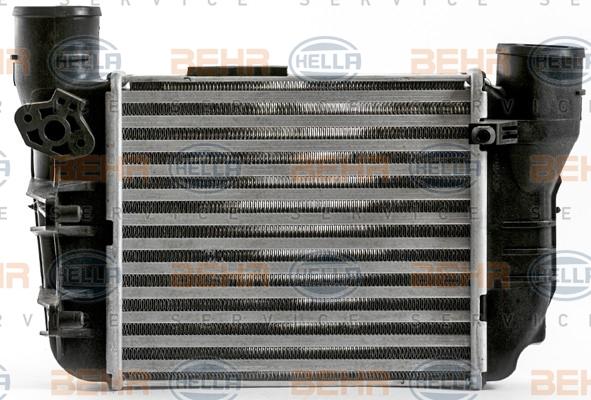 Intercooler radiateur de turbo HELLA 8ML 376 900-371 (X1)