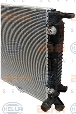 Radiateur de refroidissement HELLA 8MK 376 990-021 (X1)