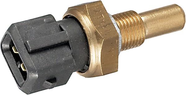 Capteur, température d'huile HELLA 6PT 013 113-081 (X1)