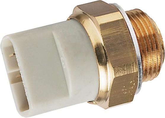 Interrupteur de temperature, ventilateur de radiateur HELLA 6ZT 010 967-431 (X1)