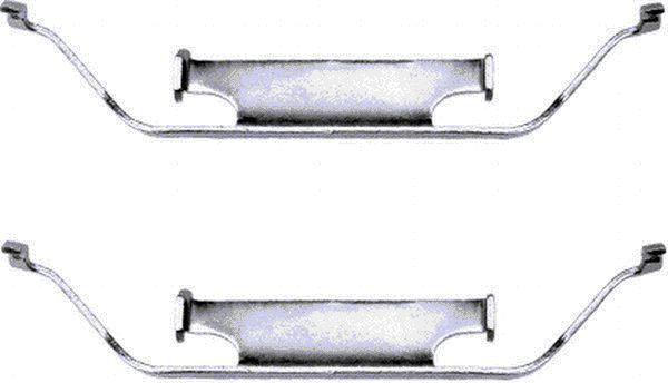Etrier de frein HELLA 8DZ 355 201-131 (X1)