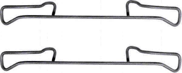 Etrier de frein HELLA 8DZ 355 201-191 (X1)