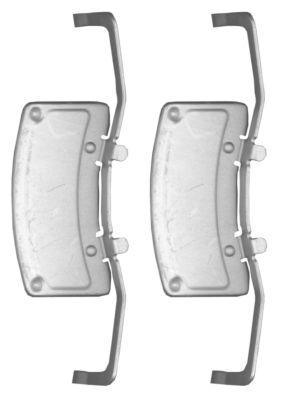 Etrier de frein HELLA 8DZ 355 201-461 (X1)
