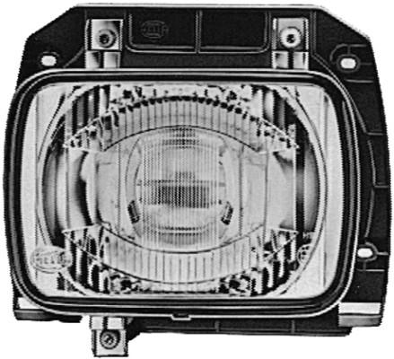 Optique / phare / feu HELLA 1FE 005 478-011 (X1)